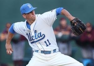 UCLA pitcher James Kaprielian, Yanks' first-round draft selection